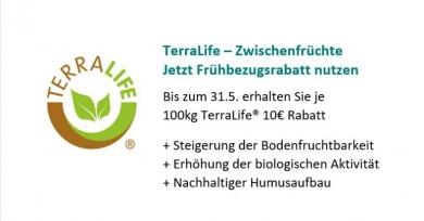 TerraLife Frühbestellrabatt nutzen