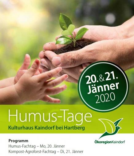Humus-Tage Kulturhaus Kaindorf